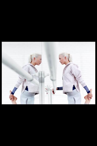 Adidas By Stella McCartney Spring 2018 Ready-to-Wear - Look #2