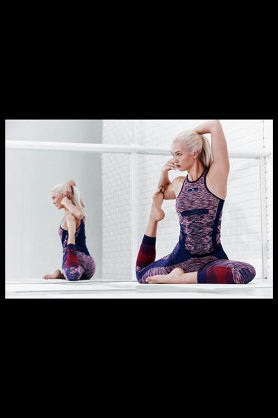 Adidas By Stella McCartney Spring 2018 Ready-to-Wear - Look #4