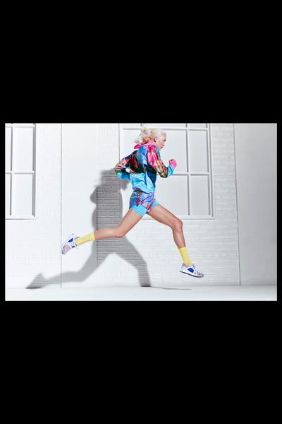 Adidas By Stella McCartney Spring 2018 Ready-to-Wear - Look #9