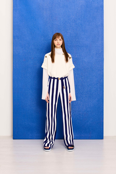 Agnona Resort 2018 - Look #1