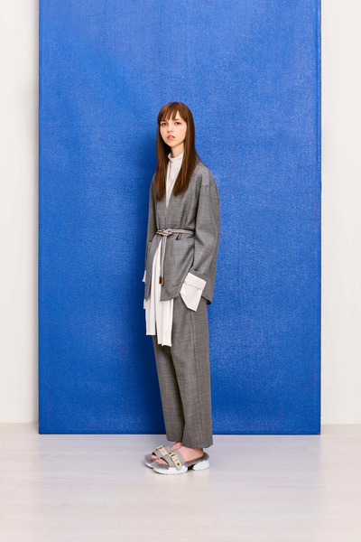 Agnona Resort 2018 - Look #25