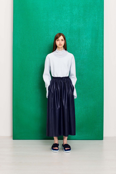 Agnona Resort 2018 - Look #7