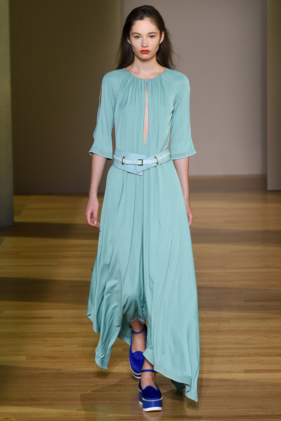 Agnona Spring 2018 Ready-to-Wear - Look #11