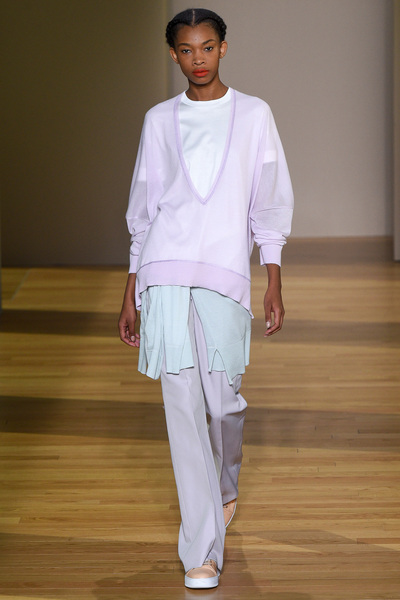 Agnona Spring 2018 Ready-to-Wear - Look #14