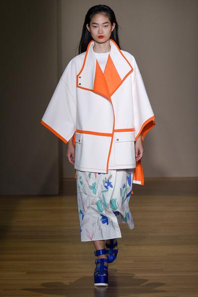 Agnona Spring 2018 Ready-to-Wear - Look #2