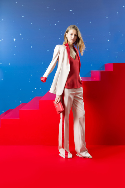 Akris Resort 2018 - Look #1