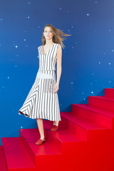 Akris Resort 2018 - Look #10