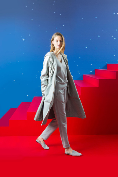 Akris Resort 2018 - Look #12