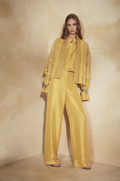 Alberta Ferretti Resort 2018 - Look #14