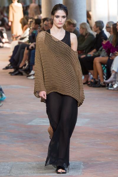Alberta Ferretti Spring 2018 Ready-to-Wear - Look #20