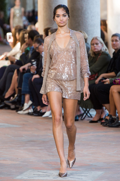 Alberta Ferretti Spring 2018 Ready-to-Wear - Look #32
