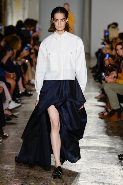 Albino Teodoro Spring 2018 Ready-to-Wear - Look #1