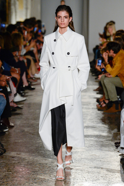 Albino Teodoro Spring 2018 Ready-to-Wear - Look #11