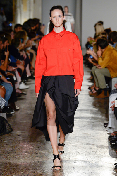 Albino Teodoro Spring 2018 Ready-to-Wear - Look #12