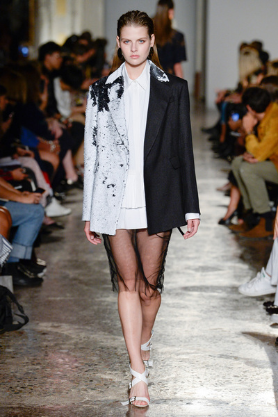 Albino Teodoro Spring 2018 Ready-to-Wear - Look #22