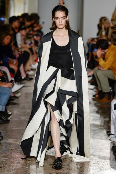 Albino Teodoro Spring 2018 Ready-to-Wear - Look #24