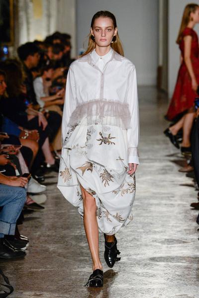 Albino Teodoro Spring 2018 Ready-to-Wear - Look #29