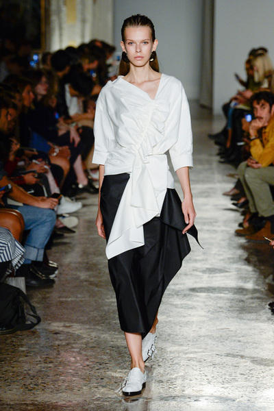 Albino Teodoro Spring 2018 Ready-to-Wear - Look #31