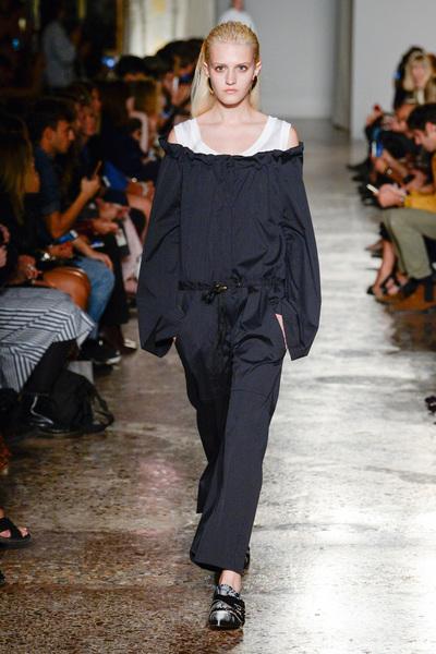 Albino Teodoro Spring 2018 Ready-to-Wear - Look #6