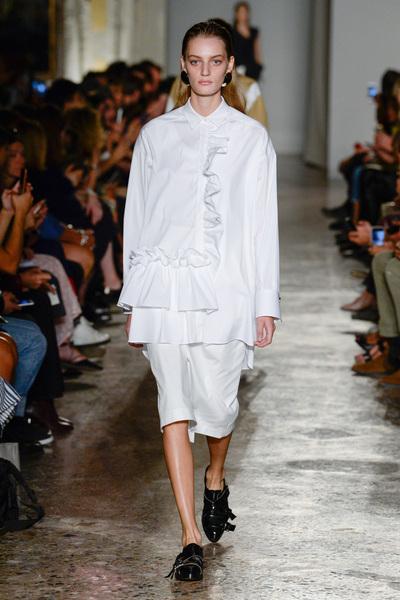Albino Teodoro Spring 2018 Ready-to-Wear - Look #8