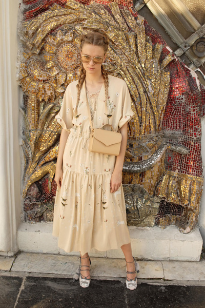 Alena Akhmadullina Spring 2018 Ready-to-Wear - Look #11