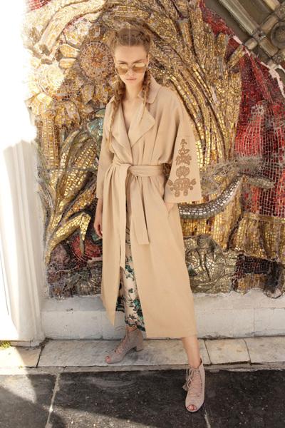 Alena Akhmadullina Spring 2018 Ready-to-Wear - Look #12