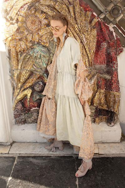Alena Akhmadullina Spring 2018 Ready-to-Wear - Look #15