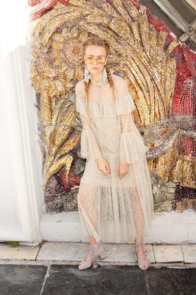 Alena Akhmadullina Spring 2018 Ready-to-Wear - Look #16