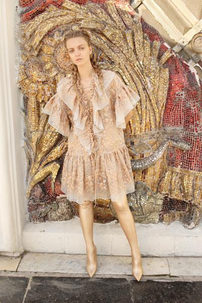 Alena Akhmadullina Spring 2018 Ready-to-Wear - Look #17