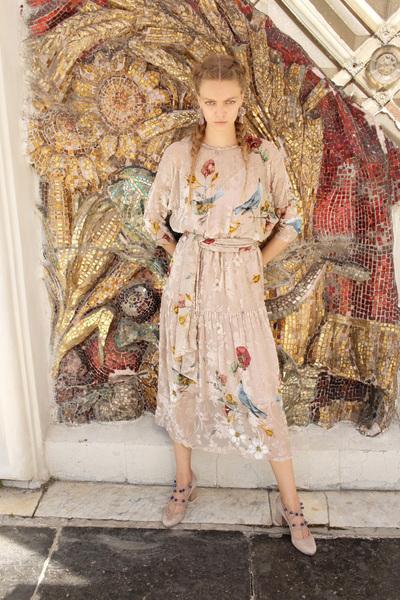 Alena Akhmadullina Spring 2018 Ready-to-Wear - Look #20