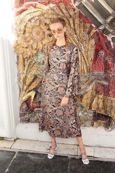 Alena Akhmadullina Spring 2018 Ready-to-Wear - Look #25