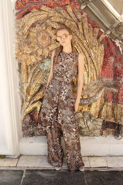 Alena Akhmadullina Spring 2018 Ready-to-Wear - Look #26