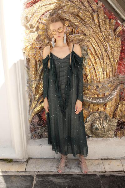 Alena Akhmadullina Spring 2018 Ready-to-Wear - Look #33