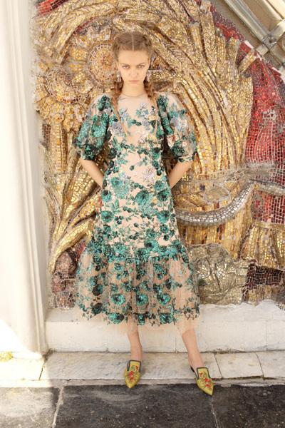 Alena Akhmadullina Spring 2018 Ready-to-Wear - Look #34