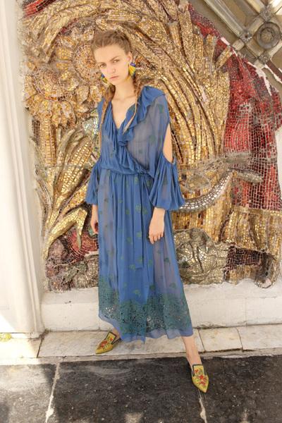 Alena Akhmadullina Spring 2018 Ready-to-Wear - Look #35