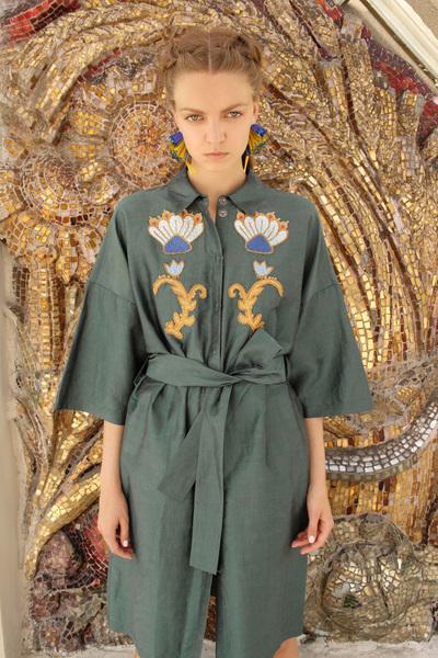 Alena Akhmadullina Spring 2018 Ready-to-Wear - Look #36