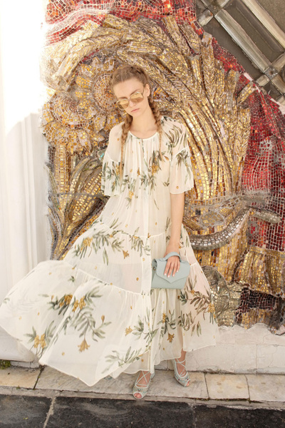 Alena Akhmadullina Spring 2018 Ready-to-Wear - Look #38