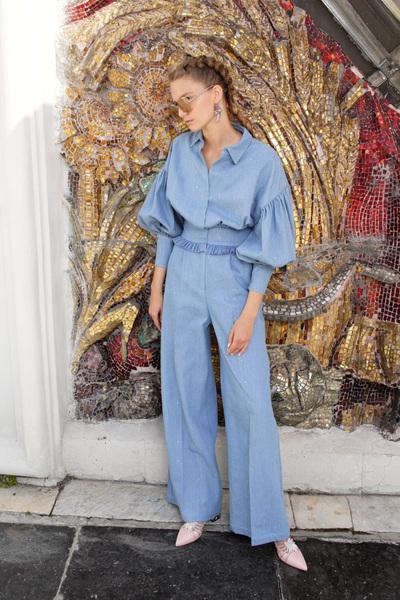 Alena Akhmadullina Spring 2018 Ready-to-Wear - Look #4