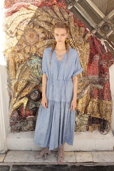 Alena Akhmadullina Spring 2018 Ready-to-Wear - Look #44