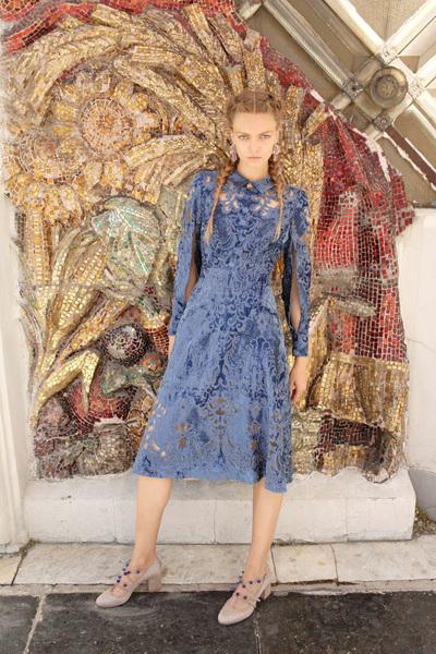 Alena Akhmadullina Spring 2018 Ready-to-Wear - Look #49