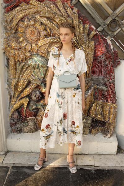 Alena Akhmadullina Spring 2018 Ready-to-Wear - Look #6