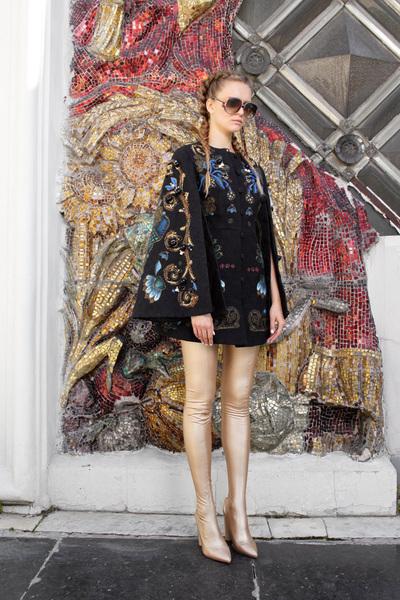 Alena Akhmadullina Spring 2018 Ready-to-Wear - Look #60