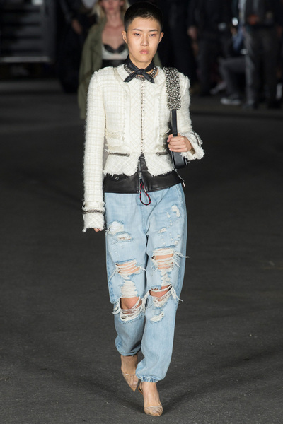 Alexander Wang Spring 2018 Ready-to-Wear - Look #12