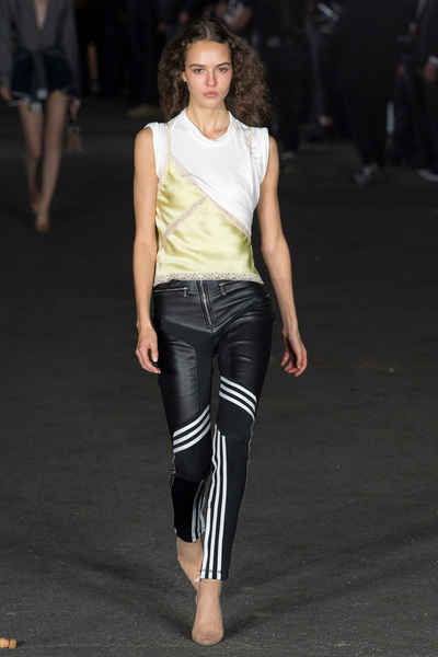 Alexander Wang Spring 2018 Ready-to-Wear - Look #15