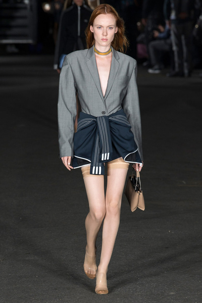 Alexander Wang Spring 2018 Ready-to-Wear - Look #16