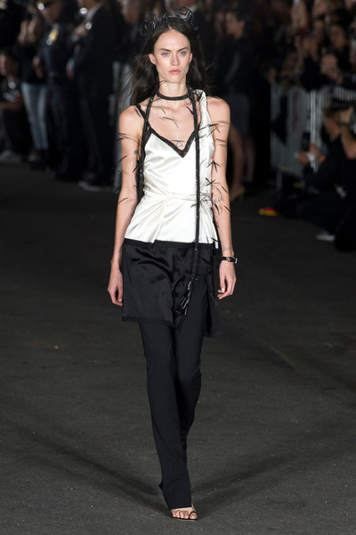 Alexander Wang Spring 2018 Ready-to-Wear - Look #30