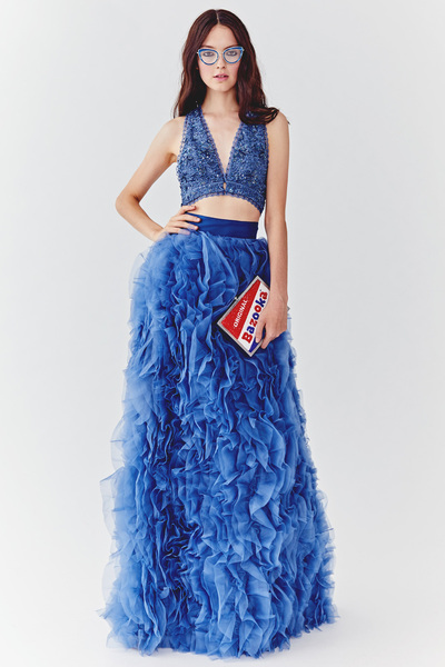 Alice + Olivia Spring 2018 Ready-to-Wear - Look #31