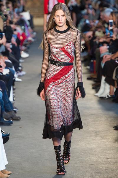 Altuzarra Spring 2018 Ready-to-Wear - Look #1
