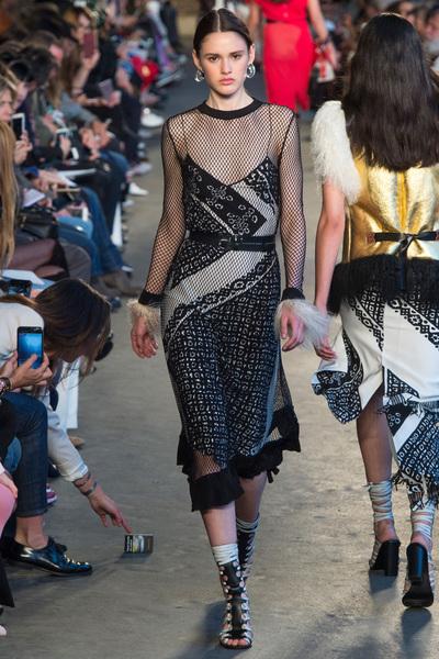Altuzarra Spring 2018 Ready-to-Wear - Look #12