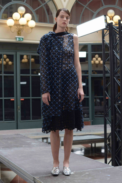 Anaïs Jourden Spring 2018 Ready-to-Wear - Look #11